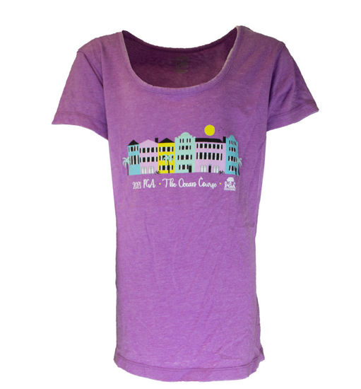 Picture of GARB YOUTH COTTON TSHIRT (PURPLE)