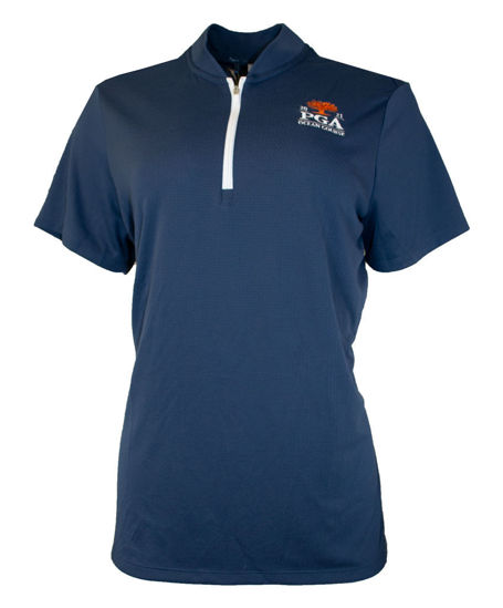 Picture of ADIDAS  HEAT RDY SS POLO (NAVY)